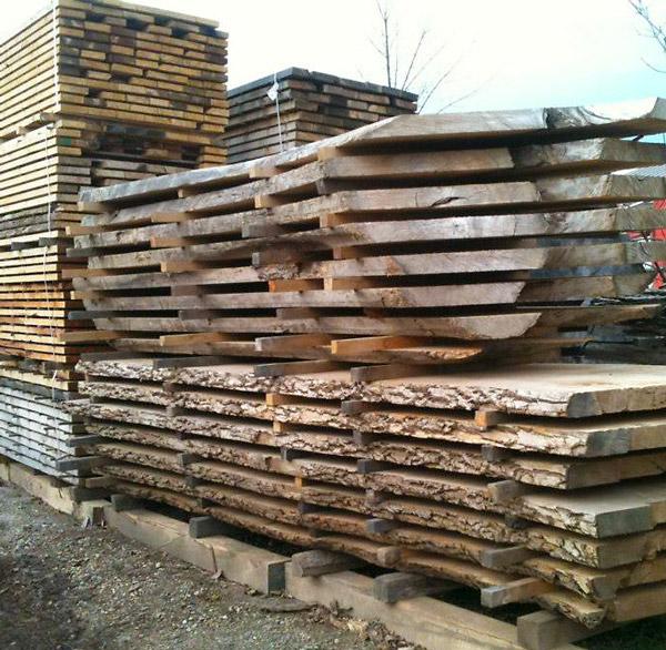 Sawmill Provided By Siwek Lumber Jordan
